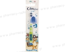 Pasta Del Capitano Baby Toothbrush +3 Years Παιδική Οδοντόβουρτσα 3 Ετών+ Σε Διάφορα Χρώματα 1 Τεμάχιο