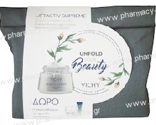 Vichy Promo Liftactiv Ξηρές 50ml Και Δώρο Mineral 89 Booster 4ml Και Liftactiv Nuit Supreme 15ml Και Mineral 89 Eyes 1ml