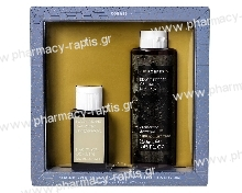 Korres Set Eau de Toilette Black Pepper, Cashmere & Lemonwood 50ml & Αφρόλουτρο Black Pepper, Cashmere & Lemonwood 250ml