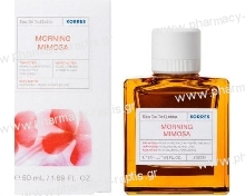 Korres Eau De Toilette Morning Mimoza 50ml Γυναικείο Άρωμα