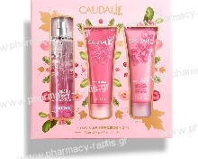 Caudalie Promo Rose de Vigne Fresh Fragrance Γυναικείο Άρωμα, 50ml & Rose de Vigne Shower Gel Αφρόλουτρο, 50ml & Rose de Vigne .